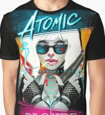 Killer Fame Atomic Blonde Graphic T-Shirt