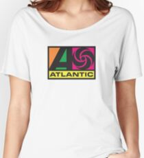 Atlantic Records Women's Relaxed Fit T-Shirt
