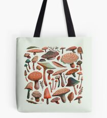 Mushroom Picking Tote Bag