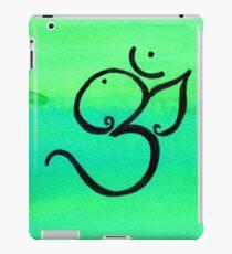 Ganesha Aum iPad Case/Skin