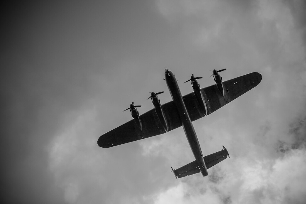 Lancaster undercarriage  by Jos-loader