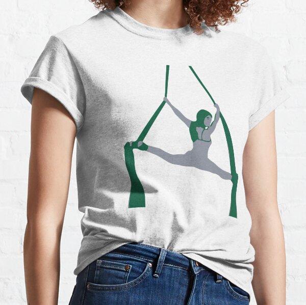 Aerial Dancer - Splits on Silks Classic T-Shirt