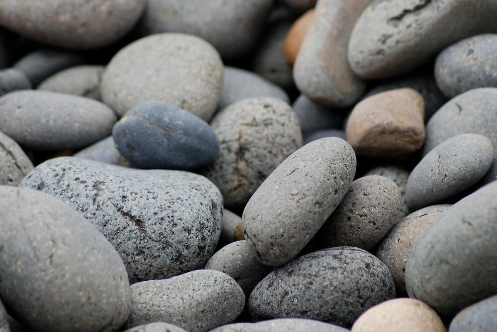 Ocean Rocks by Robert Baker