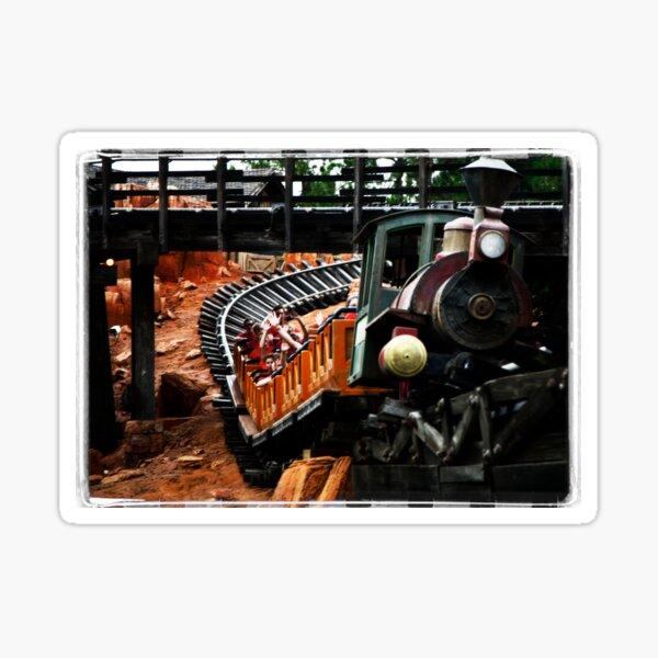 Wildest Ride Sticker