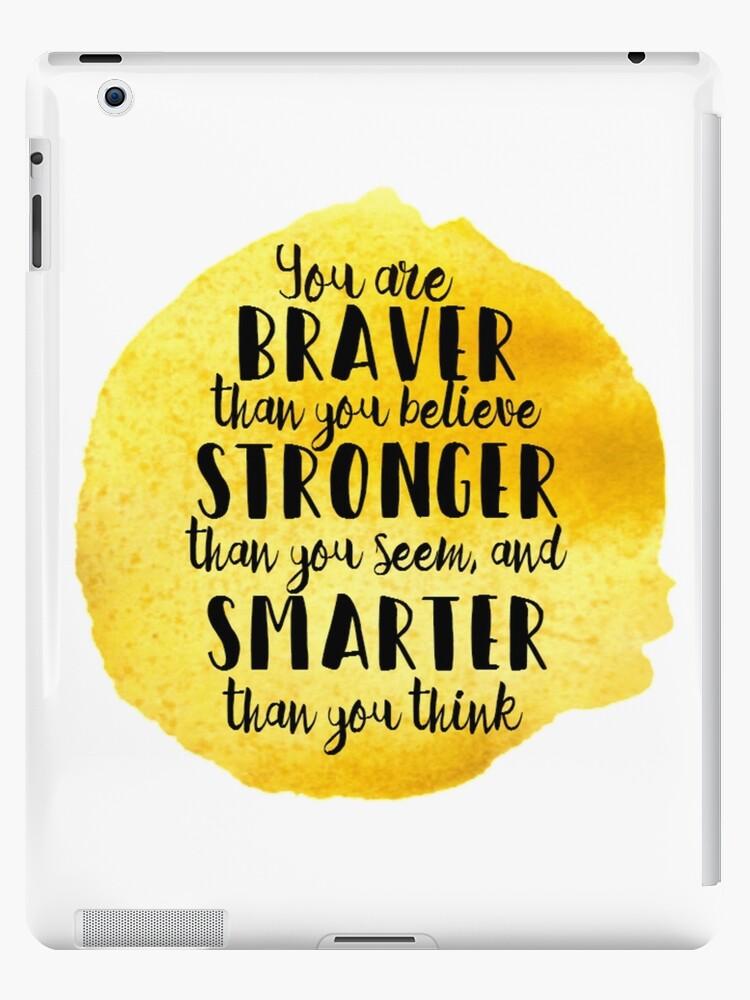 Braver than you think by emma0ut