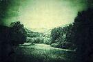 Vintage Landscape - JUSTART ©  by JUSTART