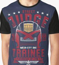 Street Judge Trainee Graphic T-Shirt
