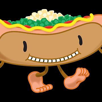 Hot Dog! by Trulyfunky