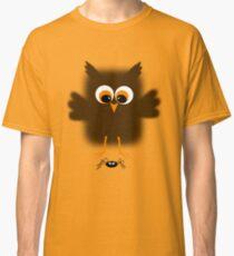 Owl-rachnophobia Classic T-Shirt