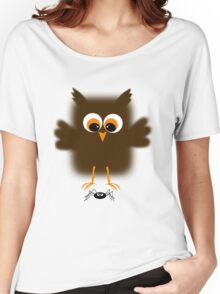Owl-rachnophobia Women's Relaxed Fit T-Shirt