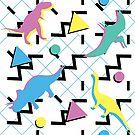 90s Dino by disneylander11