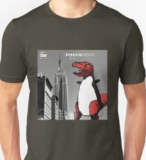 PENGUINOSARUS REX™ INVADES NEW YORK Unisex T-Shirt
