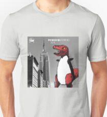PENGUINOSARUS REX™ INVADES NEW YORK T-Shirt
