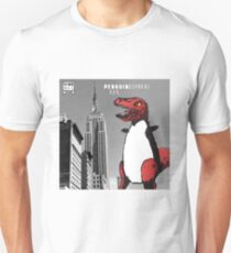 PENGUINOSARUS REX™ INVADES NEW YORK T-Shirt