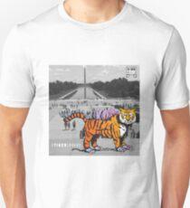 STIGERSAURUS™ GOES TO WASHINGTON Unisex T-Shirt