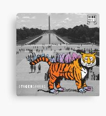 STIGERSAURUS™ GOES TO WASHINGTON Canvas Print