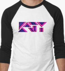 KATY Men's Baseball ¾ T-Shirt