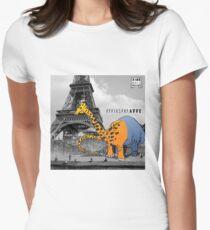 APATOSAURAFFE™ VISITS PARIS T-Shirt