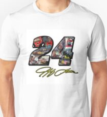 Jeff Gordon Tribute (Various Products) - #24Ever T-Shirt