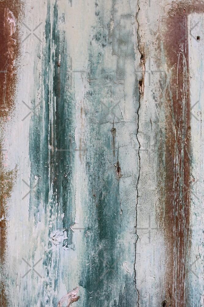 Painted Door  - JUSTART © by JUSTART
