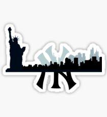 Yankee State Sticker