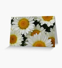 Happy Daisy  - JUSTART © Greeting Card