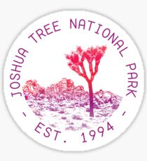 Joshua Tree Sticker