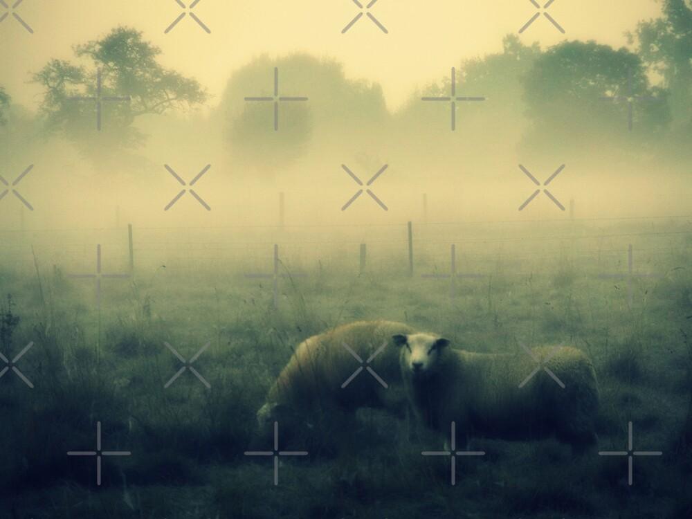 Dreaming of Sheep - JUSTART © by JUSTART