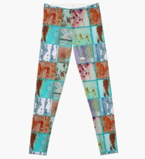 Colors  - JUSTART ©  Leggings