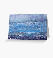 Ocean Spray  - JUSTART © Greeting Card