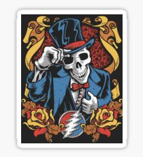 Grateful Dead - Dead Head Sticker