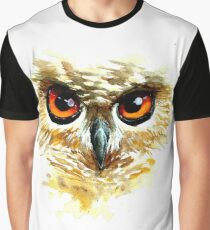 Watchful Eyes Graphic T-Shirt