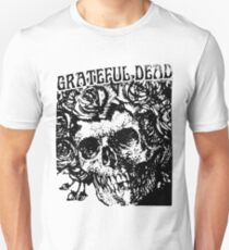 Grateful Dead - Crown of Roses Unisex T-Shirt