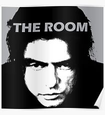 The Room: Tommy Wiseau Poster