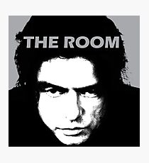 The Room: Tommy Wiseau Photographic Print