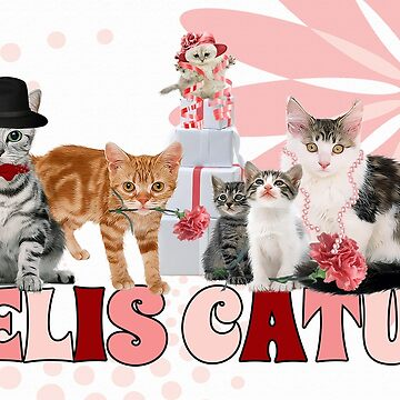 Felis Catus - for the Cat Lover by SalonOfArt