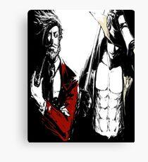 Guilty Gear #02 Canvas Print