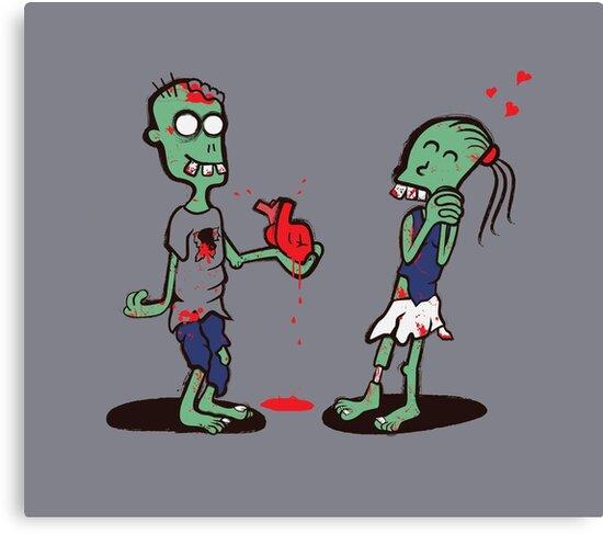 Zombie Love by KentZonestar