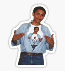Obama Inception!!! Sticker
