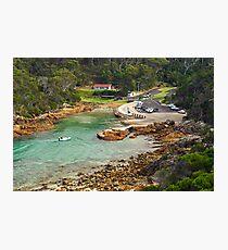 Kianinny Bay at Tathra Photographic Print