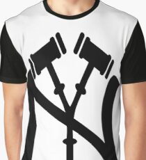Yankee Court is in Session Graphic T-Shirt