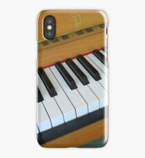 Piano Notes iPhone Case/Skin