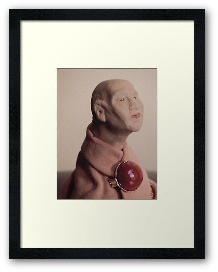Thumbsize Monk by Zack Nichols