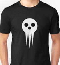 Shinigami Schädel Unisex T-Shirt