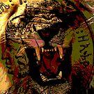 Jah Rasta Lion Power by rastaseed