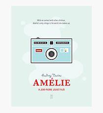 Amelie Fotodruck