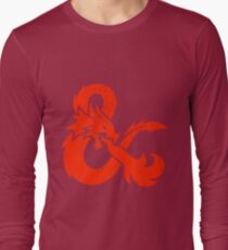 Dungeons and Dragons red T-Shirt