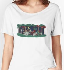 Where the Dragons Are Women's Relaxed Fit T-Shirt