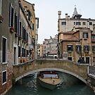 Venice , Italy  by Judy Ann  Grant