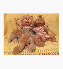 childhood toys Photographic Print